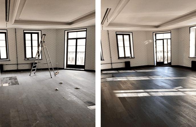 Генеральная уборка 2-комнатной квартиры